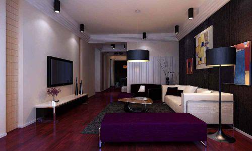 2016新古典风格客厅装潢实例