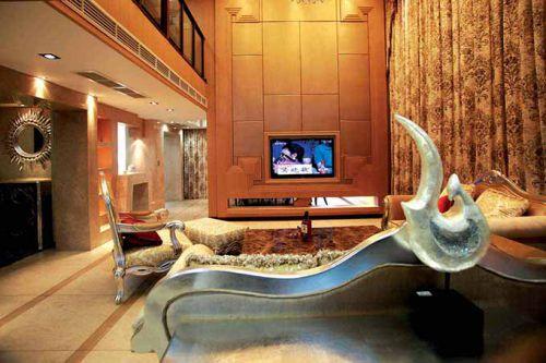 2015东南亚客厅装修案例