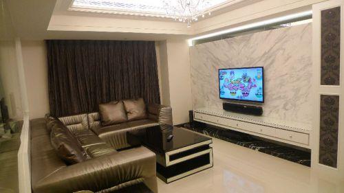 2016新古典风格客厅装修美图赏析