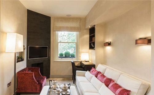 2016新古典主义客厅装修案例欣赏
