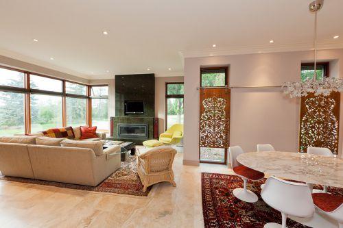 东南亚风格米色客厅图片赏析