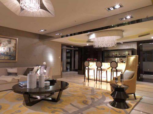 新古典主义客厅装潢精品案例