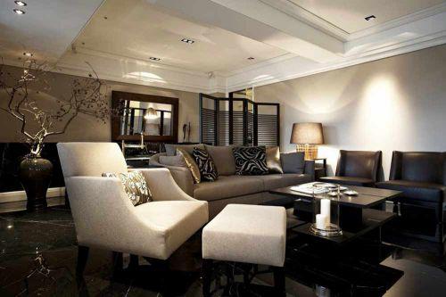 经典雅致新古典风格客厅
