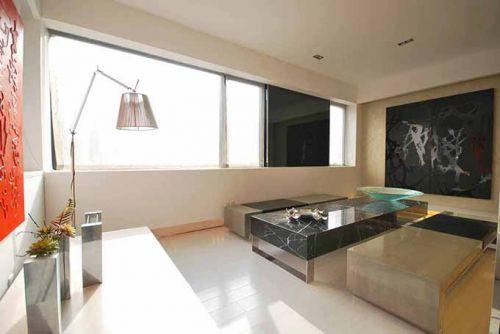 中式风格客厅装潢设计