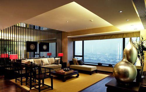 中式风格客厅美图欣赏