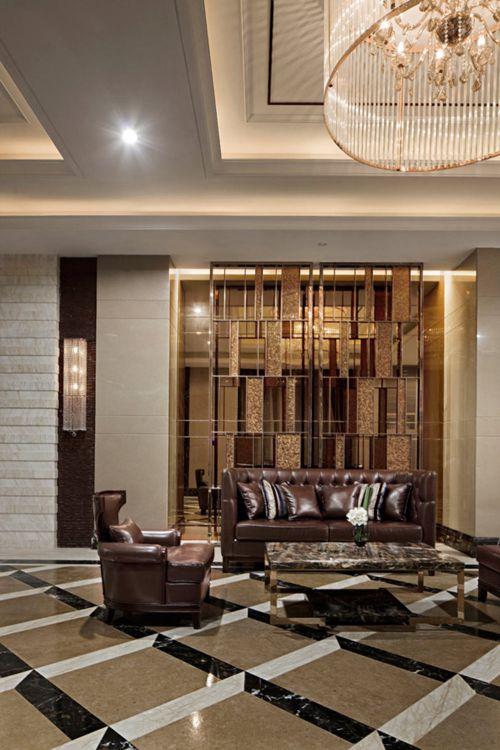 现代客厅装修效果图展示