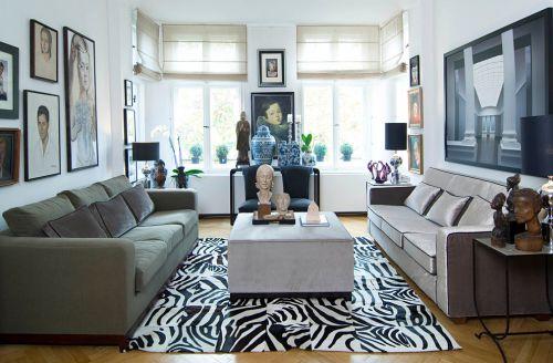 2016现代简约风格客厅设计装潢