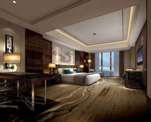 现代客厅装修设计图欣赏