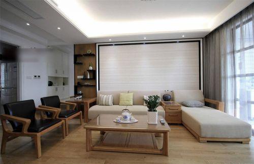 现代风格客厅设计欣赏