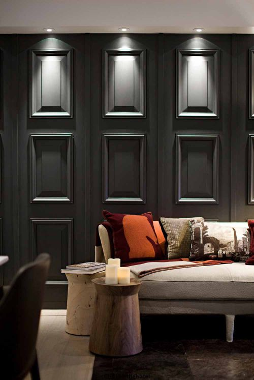 精品现代客厅装饰布置欣赏