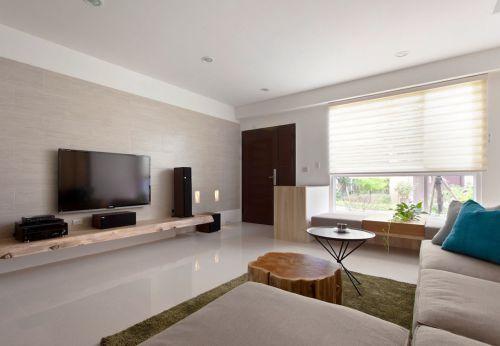 现代风格客厅装修效果图片