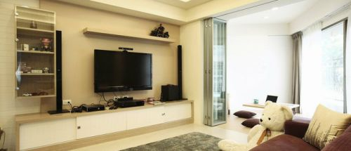 2016现代风格客厅设计装潢