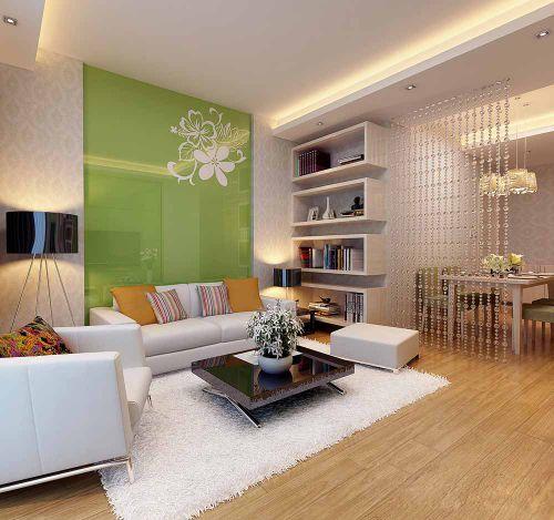 2015现代客厅装修效果图