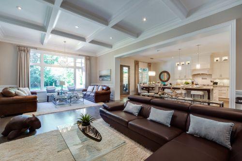 现代风格客厅装饰设计图片