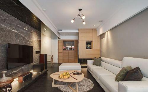 2016时尚现代风格客厅设计案例