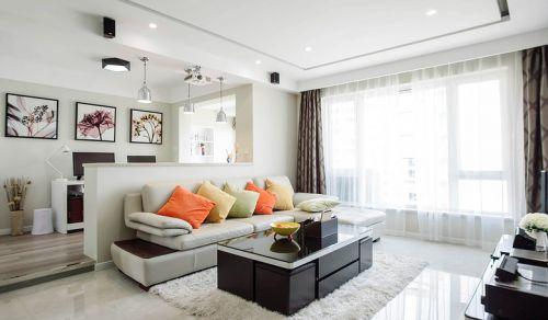2016现代风格客厅设计装修
