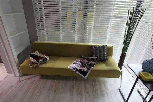 灰色简约小户型客厅设计