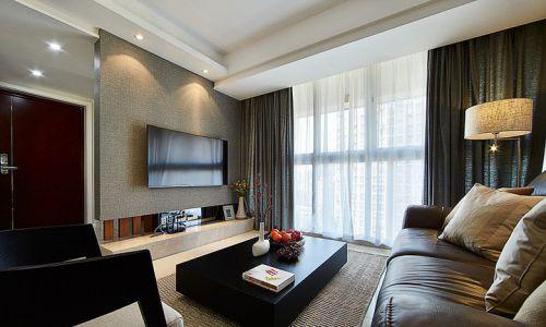 2016现代风格客厅装修设计