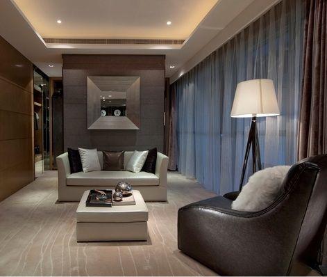 现代品位客厅设计案例精选