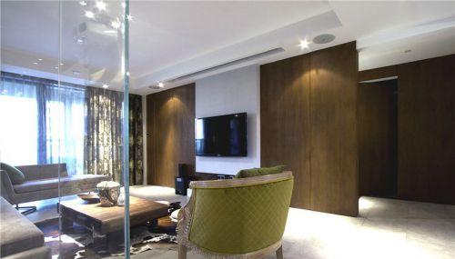2016时尚现代风格客厅装修案例