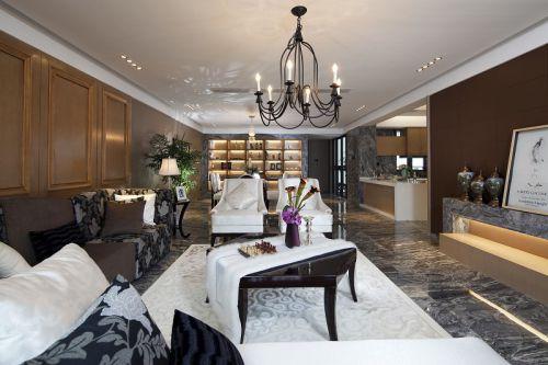 时尚现代风格客厅效果图赏析
