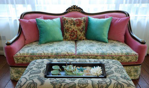 传统欧式沙发设计
