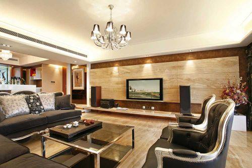 欧式奢华雅致客厅设计