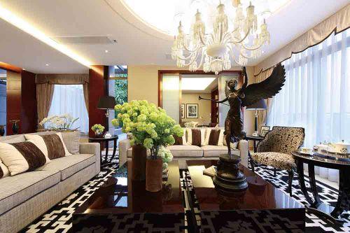 2015欧式客厅装潢设计