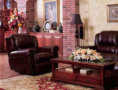 华丽欧式客厅设计图片