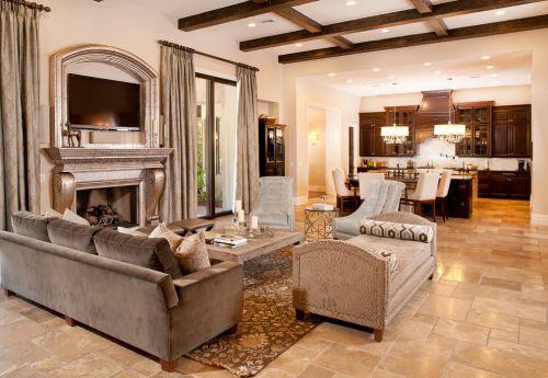欧式风格客厅设计赏析