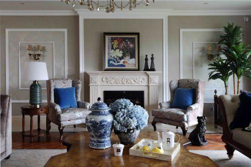 2016欧式风格客厅装潢设计