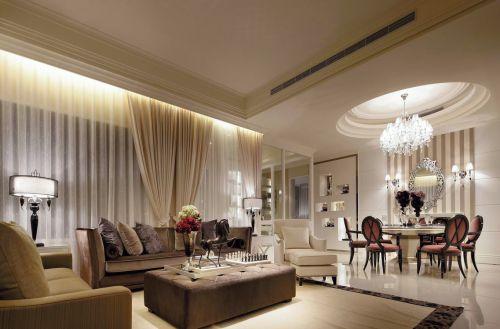 2016欧式风格客厅装修设计