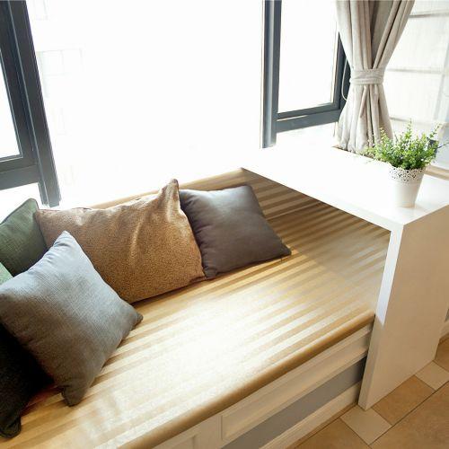 欧式风格客厅飘窗设计美图