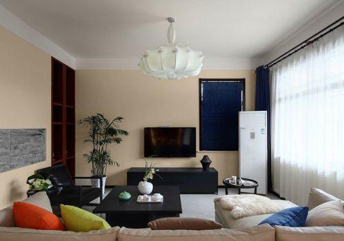 典雅中式客厅装修效果