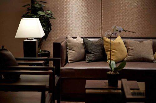 中式客厅装修效果图欣赏