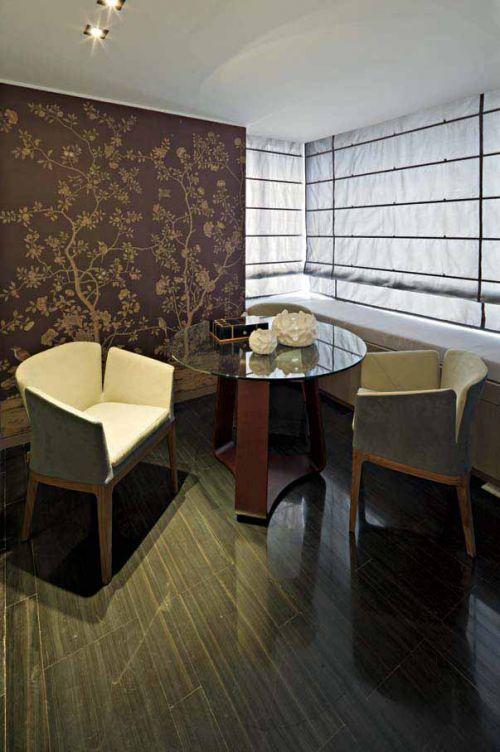 中式简约风格客厅设计