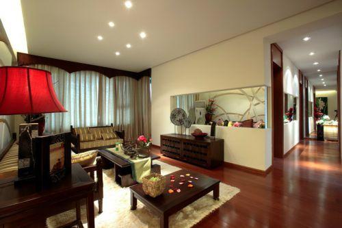 中式风格客厅装修美图