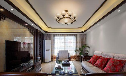 中式风格客厅装修布置