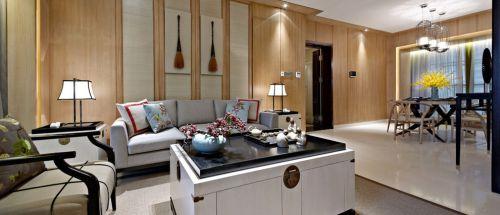 中式风格雅致客厅设计装潢