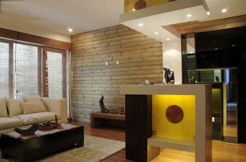 雅致中式风格客厅设计赏析