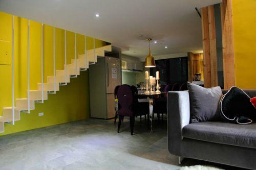 2018现代楼梯装修设计