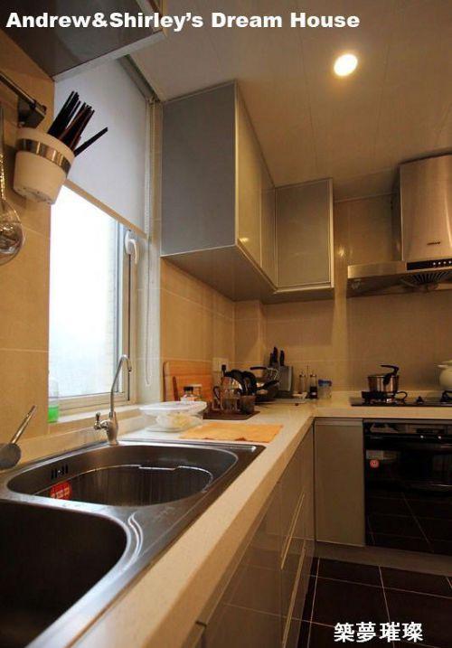 现代简约欧式厨房设计案例展示