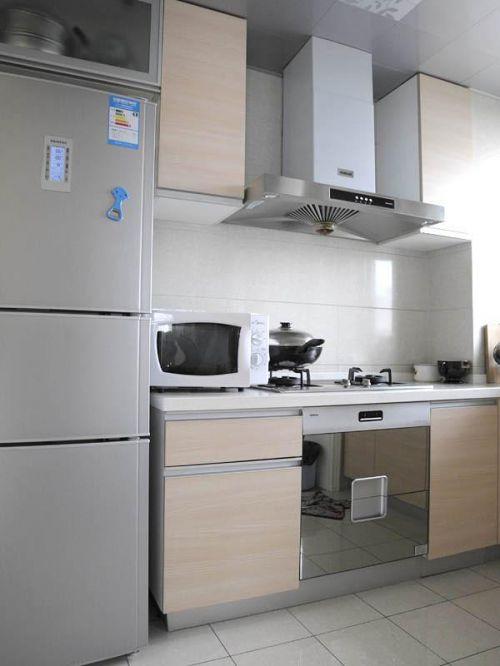 现代简约简欧厨房装修效果展示