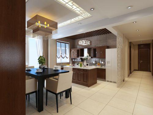 中式厨房设计案例展示