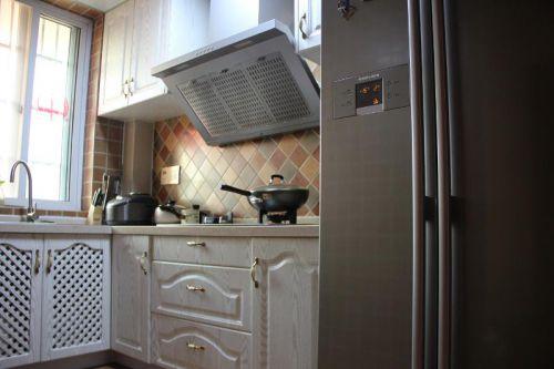 中式简欧日式混搭厨房设计方案
