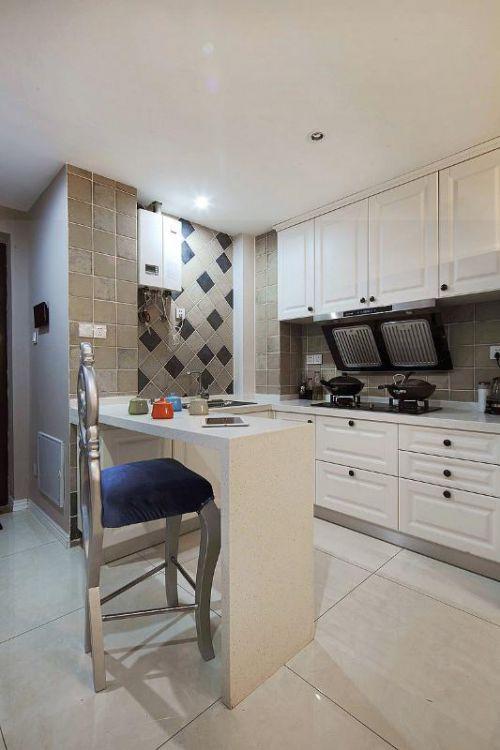 欧式厨房设计方案