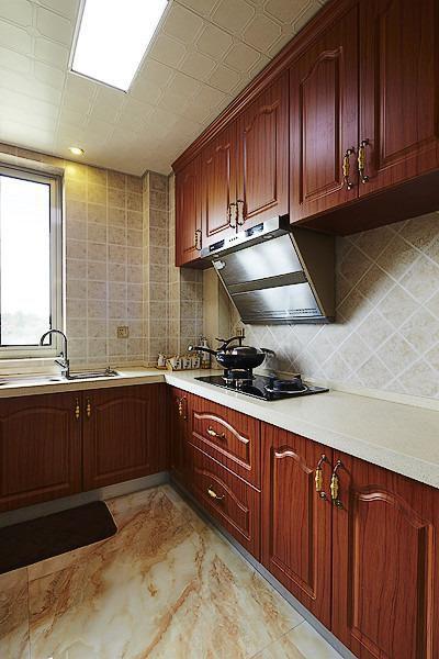 现代简约欧式美式厨房装修案例