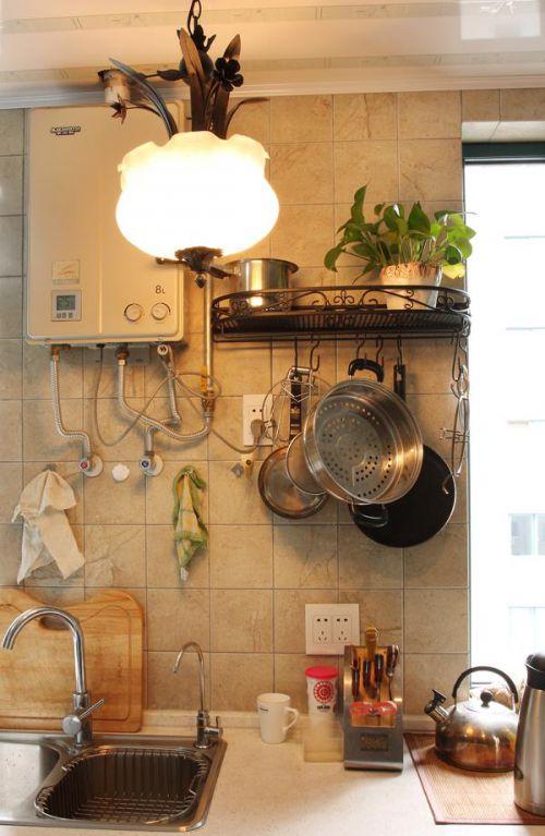 地中海厨房设计案例展示