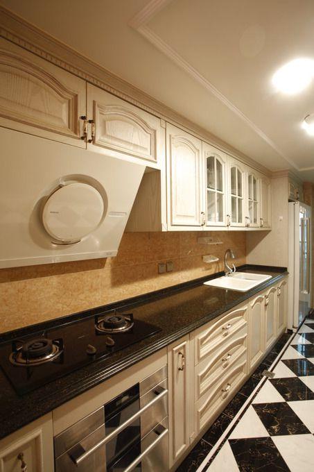 新古典厨房效果图
