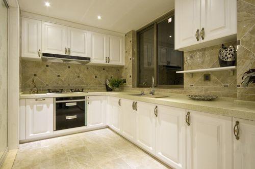 新古典厨房设计案例